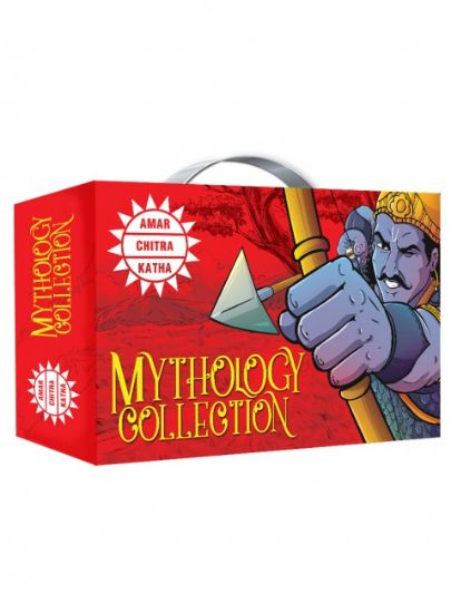 Picture of The Complete Mythology Collection