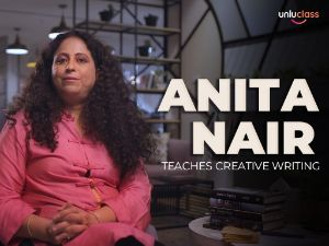 Picture of Anita Nair's Creative Writing Class
