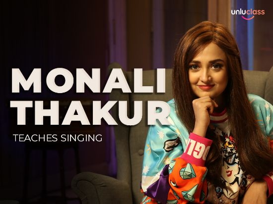 Picture of Monali Thakur's Singing unluclass