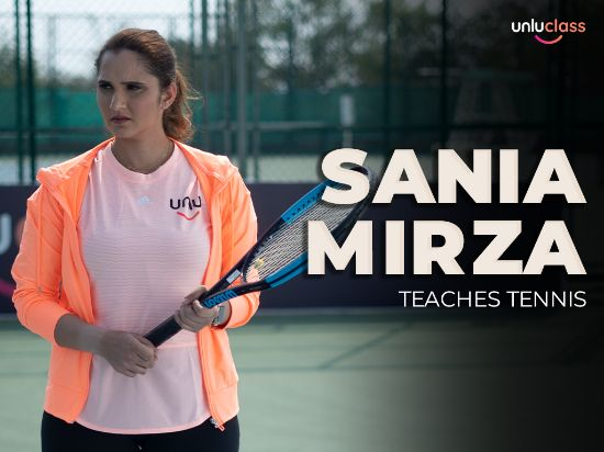 Picture of Sania Mirza's Tennis unluclass