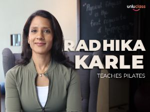 Picture of Radhika Karle's Pilates unluclass