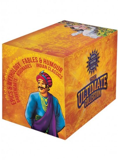 Picture of Amar Chitra Katha Ultimate Collection (210+10)